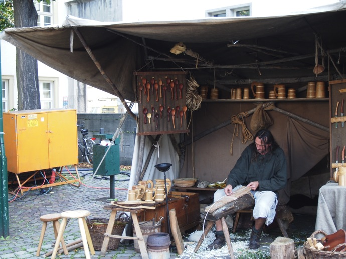 P9282049 中世にタイムスリップ!?ドイツで絶大な人気を持つ「中世祭り」とは?