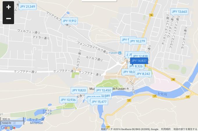 agoda google お城の観光に便利!フュッセンで絶対オススメしたいホテル12選