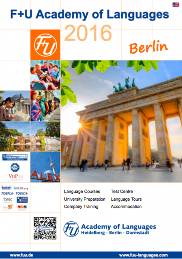 Fuu berlin top 363x516 【F+U academy of languages】Berlin校の授業料金に関して