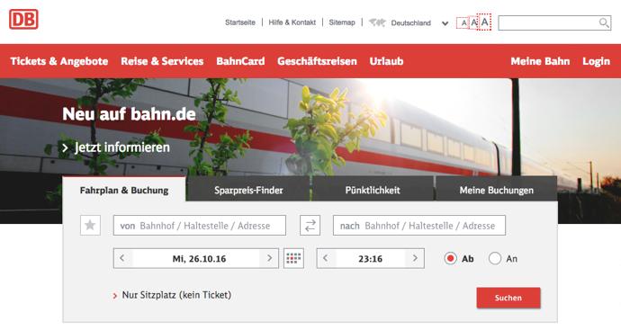 th DBweb ドイツで列車のチケットを予約したのに確認メールが来なかったので問い合わせてみた