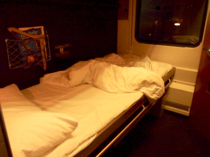 th PA204350 ドイツの夜行列車とは?寝台列車でベルリンまで旅行してみた!