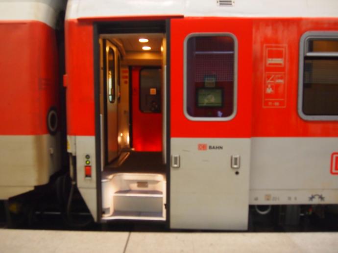 th PA204359 ドイツの夜行列車とは?寝台列車でベルリンまで旅行してみた!