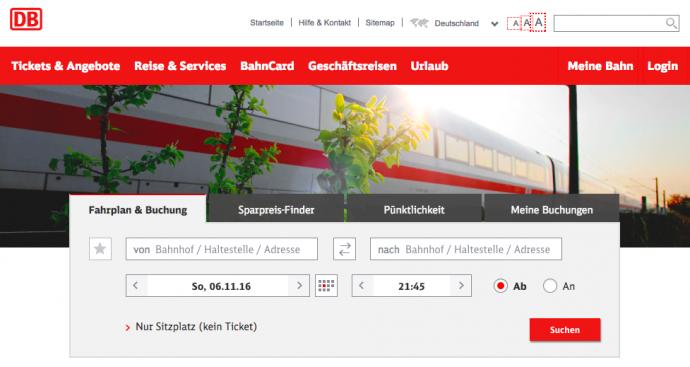 DBmainDe 690x367 旅行に便利!ドイツの夜行列車をネットから予約する方法!