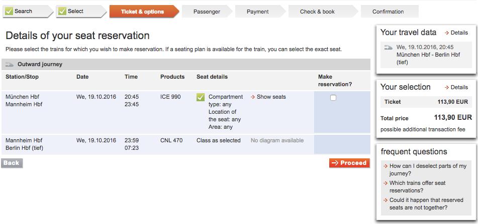 NightLIne51 旅行に便利!ドイツの夜行列車をネットから予約する方法!