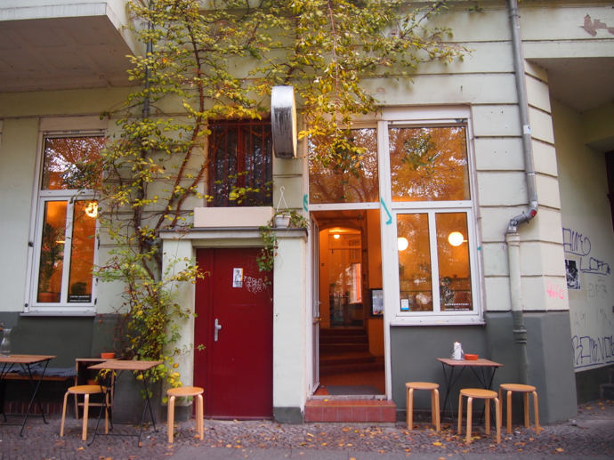 PopulusCoffee main 都会の自然が気持ちいい!東ベルリンのカフェ『ポピュラスコーヒー』
