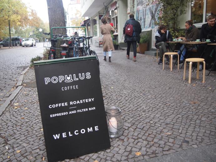 th PA225480 都会の自然が気持ちいい!東ベルリンのカフェ『ポピュラスコーヒー』