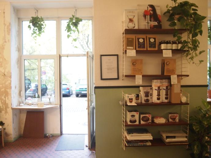 th PA225492 都会の自然が気持ちいい!東ベルリンのカフェ『ポピュラスコーヒー』