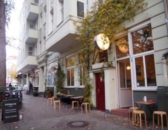 都会の自然が気持ちいい!東ベルリンのカフェ『ポピュラスコーヒー』