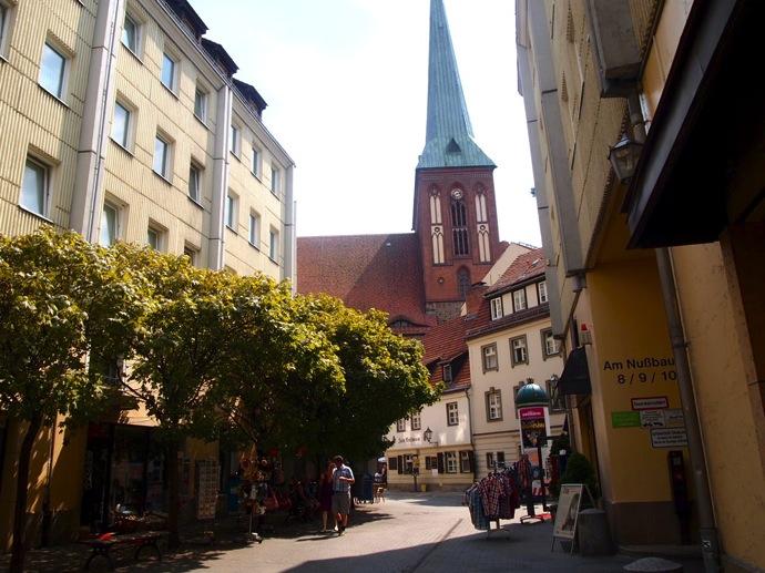 P7208824 ベルリン観光におすすめしたいカフェ!優雅な隠れ家ボン・ヴィ・ベルリン