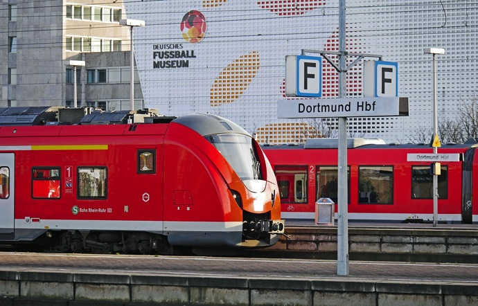 dortmund hbf db ドイツ鉄道のチケットを予約したけどクレジットカードを忘れた大丈夫?