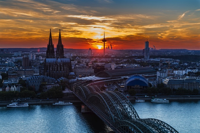 kern 2016年ドイツ総選挙!ドイツのおすすめ観光地ベスト100決定!