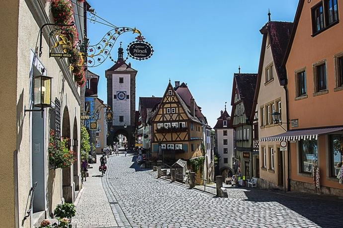 rothenburg 2016年ドイツ総選挙!ドイツのおすすめ観光地ベスト100決定!