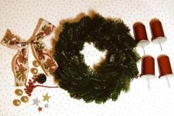 ドイツのクリスマスに必ず登場!アドベントクランツを作ってみた!