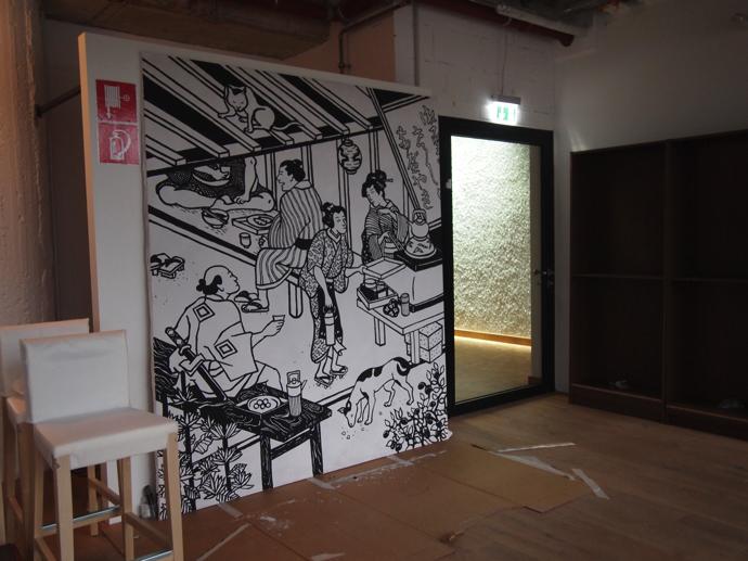 th PA215066 ビキニベルリンに日本のお茶屋さんが誕生予定!取材したら衝撃の結果に!