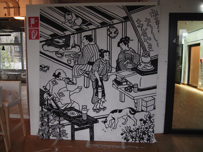 th PA215068 ビキニベルリンに日本のお茶屋さんが誕生予定!取材したら衝撃の結果に!