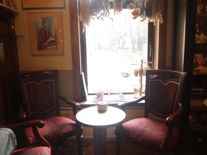 th PA225355 ベルリン観光におすすめしたいカフェ!優雅な隠れ家ボン・ヴィ・ベルリン