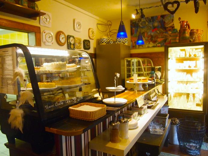 th PA225367 ベルリン観光におすすめしたいカフェ!優雅な隠れ家ボン・ヴィ・ベルリン