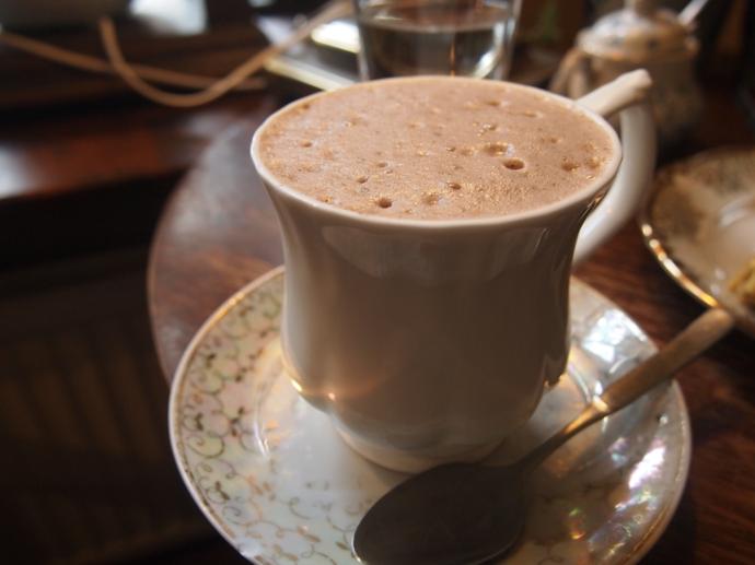 th PA225374 ベルリン観光におすすめしたいカフェ!優雅な隠れ家ボン・ヴィ・ベルリン