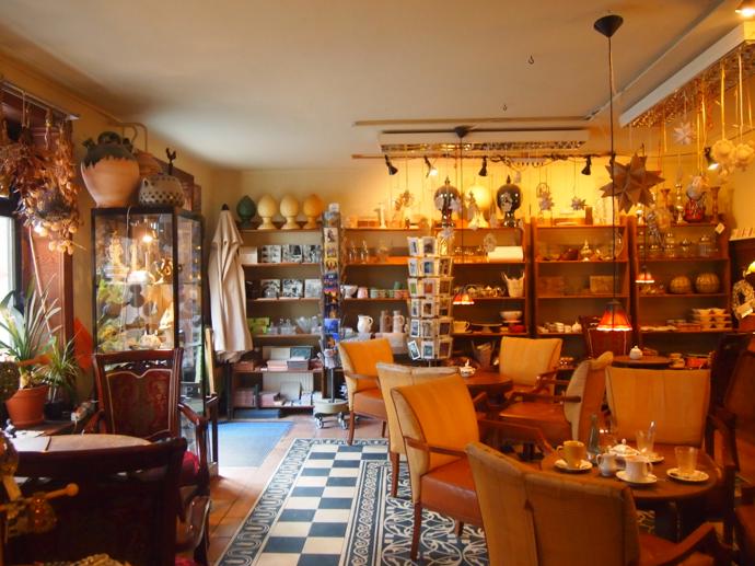 th PA225379 ベルリン観光におすすめしたいカフェ!優雅な隠れ家ボン・ヴィ・ベルリン