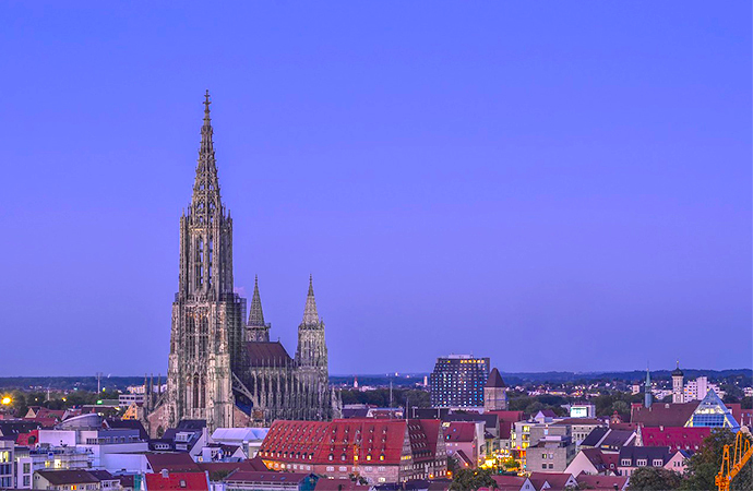 ulm 2016年ドイツ総選挙!ドイツのおすすめ観光地ベスト100決定!
