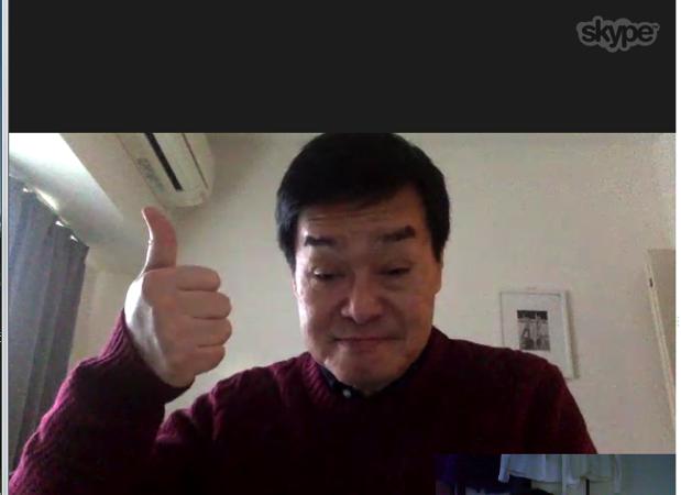 Dennis ネイティブ英会話【Mainichi Eikaiwa】はオススメ?スカイプレッスンのメリット!