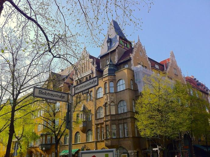 th berlin house ベルリンで部屋を探している方にWG・家具付きのお部屋紹介します