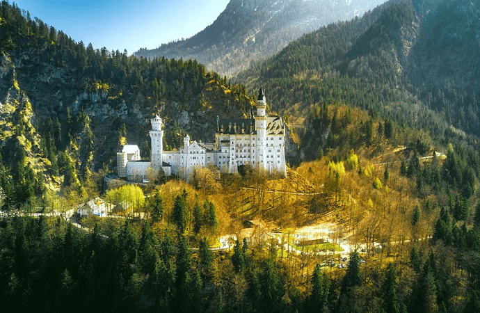 th neuschwanstein castle 2017年のドイツは絶景推し!ドイツ政府観光局プレスイベントに潜入してきた!