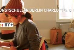 ドイツ美大受験のベルリン美術教室AtelierHY+とは?オンラインコース実施中
