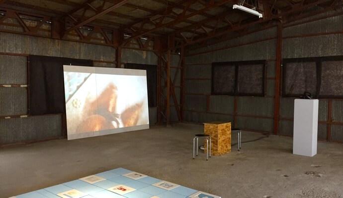 group exhibition ドイツ美大受験のベルリン美術教室AtelierHY+とは?オンラインコース実施中