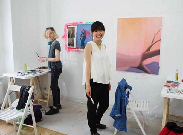 th mappe lesson1 ドイツ美大受験に美術教室!アートの勉強はベルリンAtelierHY+がオススメ!