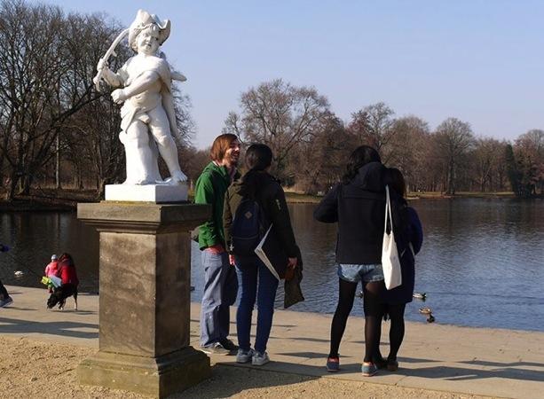 th park lesson ドイツ美大受験のベルリン美術教室AtelierHY+とは?オンラインコース実施中