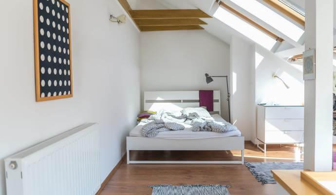 th FLC Bedroom 駐在員に大好評!ドイツ移住でレンタル家具を簡単に借りる方法!