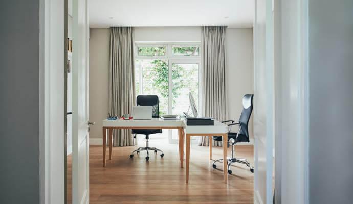 th FLC oficeroom 駐在員に大好評!ドイツ移住でレンタル家具を簡単に借りる方法!