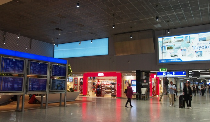 airport frunfurt ドイツの入国審査は簡単?パソコンや楽器の持込みに税関審査は必要?