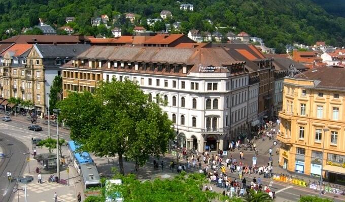 FU View from Bismarckplatz ドイツ大学進学の勉強はどこで?ドイツで正規留学するまでの流れ!