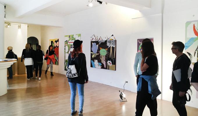 nachttag2 ドイツのアート公募の探し方!絵画や作品をドイツの公募展に応募する方法