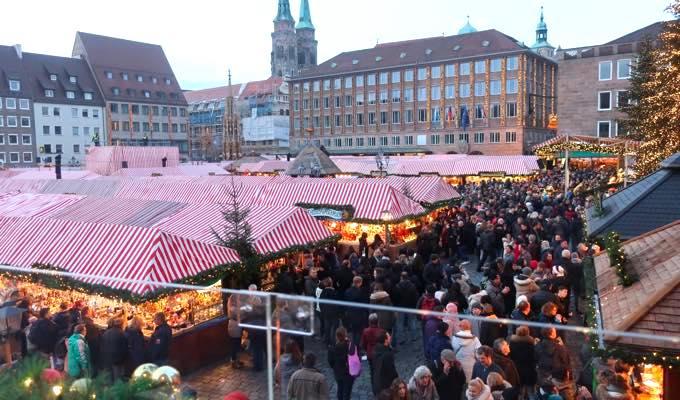 nurnbergerchristkindlesmarkt17 来場200万人!?世界が憧れるニュルンベルクのクリスマスマーケットどんな感じ?