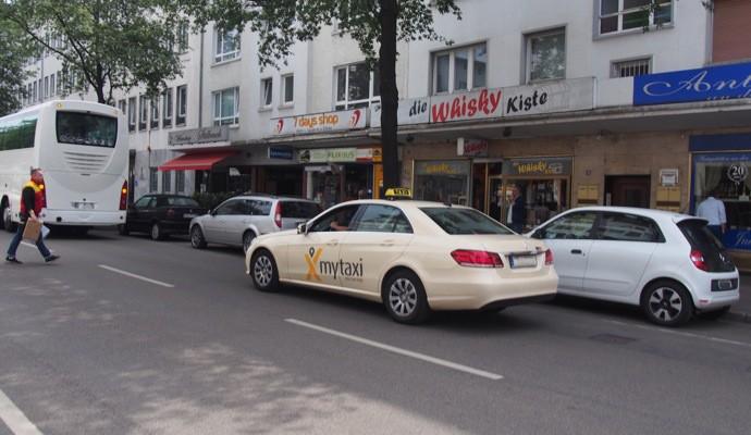 munchen mytaxi 690x400 Uber使えない!ドイツで簡単にタクシーを呼べるアプリ『Mytaxi』を使ってみた!