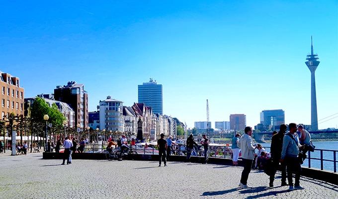 dusseldorf ドイツ留学オススメの都市はどこ?語学学校を都市別に紹介!