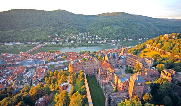 heidelberg view ドイツ留学オススメの都市はどこ?語学学校を都市別に紹介!