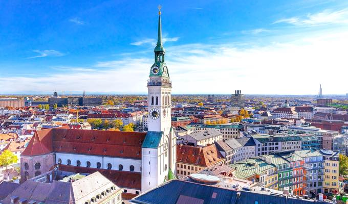 munich ドイツ留学オススメの都市はどこ?語学学校を都市別に紹介!